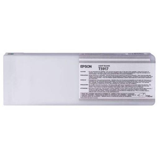 Epson C13T591700, T5917 Ink Cartridge, Stylus Pro 11880 - Light Black Genuine