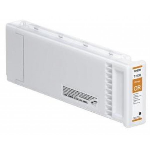 Epson C13T713800, T7138 Ink Cartridge, SC-S70600 - Orange Genuine