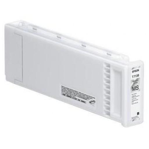 Epson C13T713B00, T713B Ink Cartridge, SC-S70600 - Metallic Silver Genuine