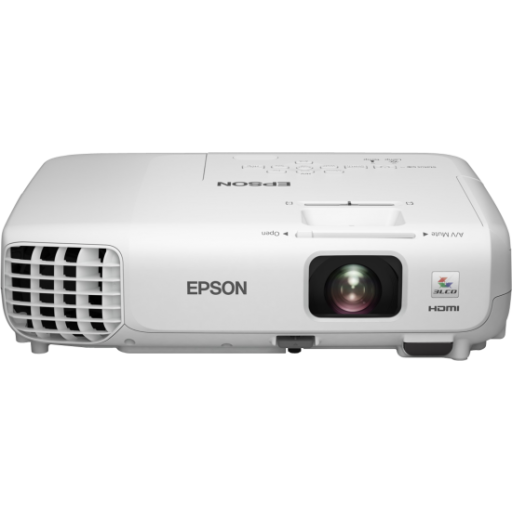 Epson EB-S18 Bright LCD Projector