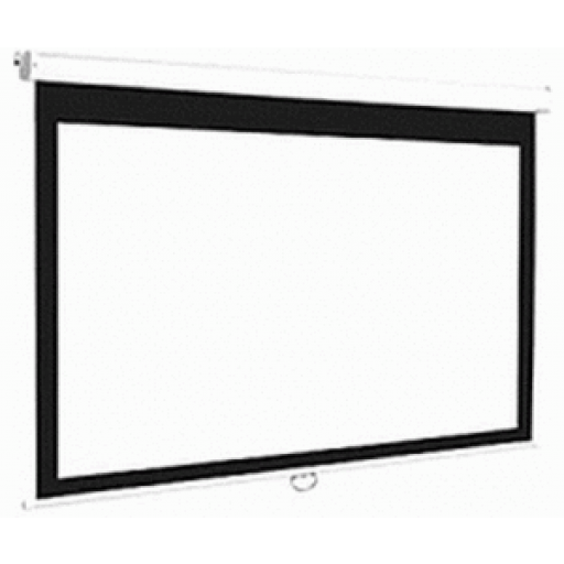 Euroscreen C2417-W  Manual Connect Projection Screen