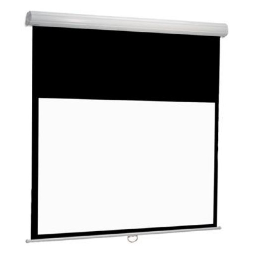 Euroscreen DD3024-W Diplomat Manual Projection Screen