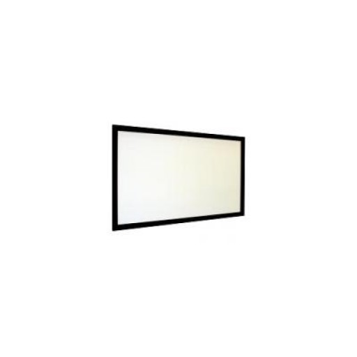 Euroscreen V275-V  Frame Vision Light Fixed Frame Projector Screen