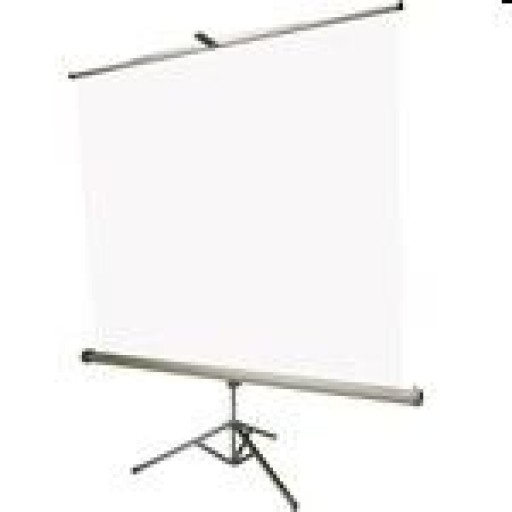 Euroscreen KT120 Portable Tripod  Projection Screen