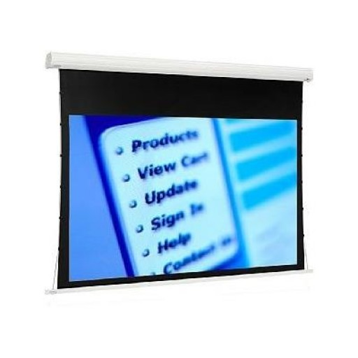 Euroscreen MDTI2217-V Tensioned Diplomat Projector Screen