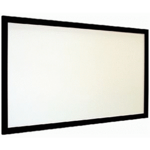 Euroscreen  VL180-W Frame Vision Light Fixed Frame Projection Screen