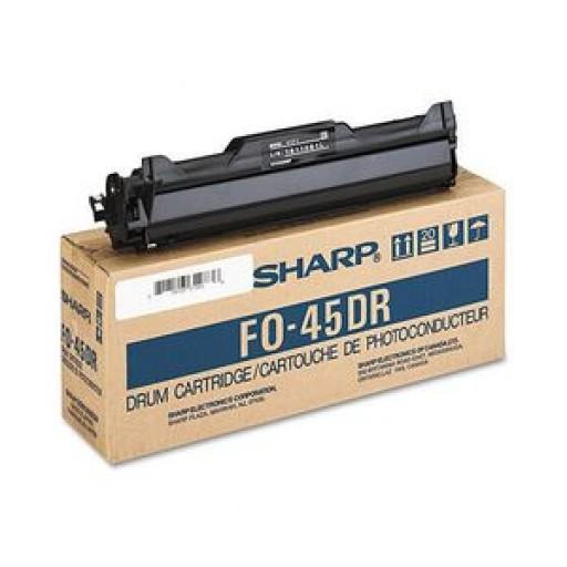 Sharp FO45DR, Drum Unit Black, FO45000W, FO45500W- Original