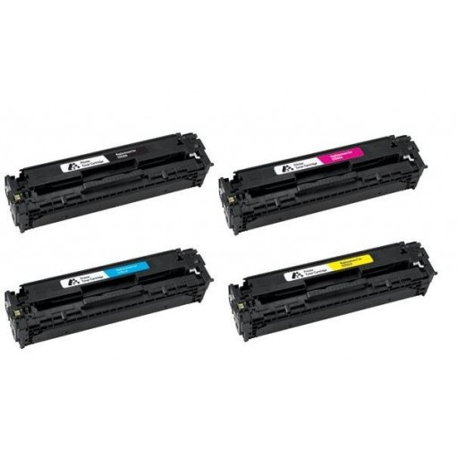 HP Toner Cartridge Value Pack, CM2320, CP2020, CP2025 - Compatible