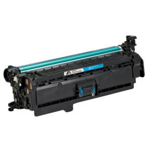 HP CE251A Toner Cartridge Cyan, CM3530, CP3520, CP3525 - Compatible