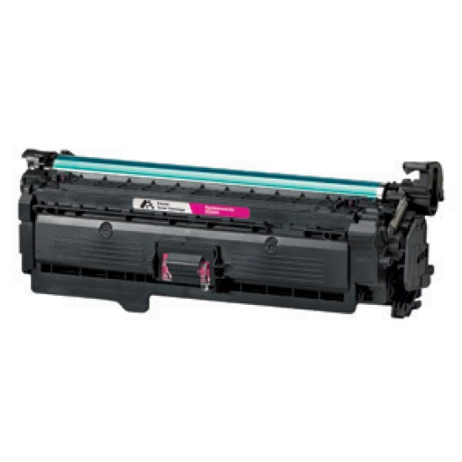 HP CE253A Toner Cartridge Magenta, CP3525, CM3530, CP3520 - Compatible