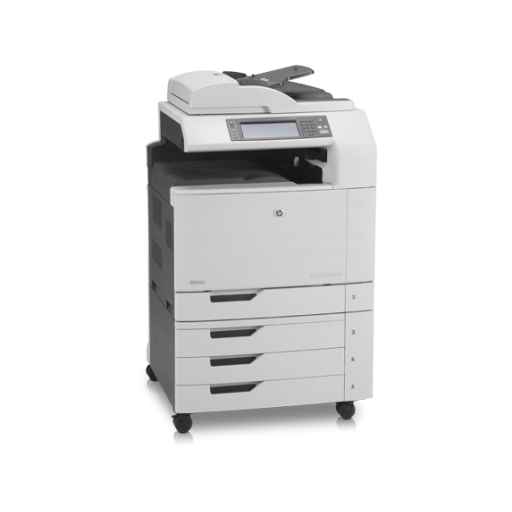 HP Color LaserJet CM6040, Multifunction Printer