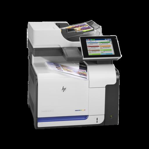 HP LaserJet Enterprise 500 color M575dn Multifunction Printer
