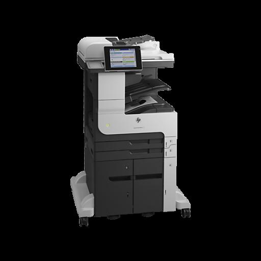 HP LaserJet Enterprise 700 M725z+ Multifunction Printer
