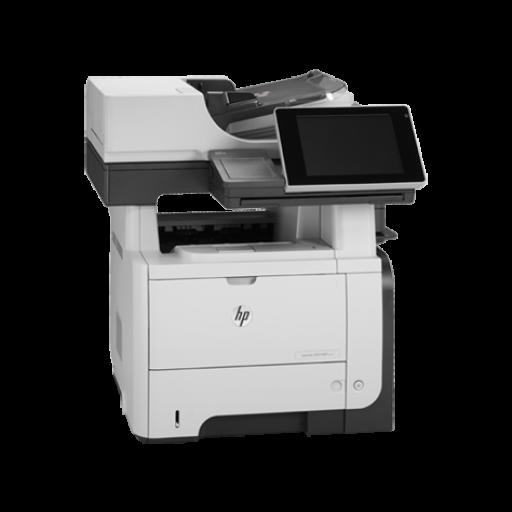 HP LaserJet Enterprise flow M525c Multifunctional Printer
