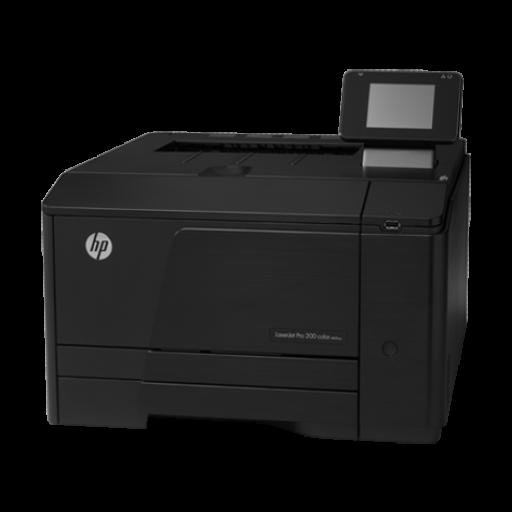 HP LaserJet Pro 200 M251nw color Printer