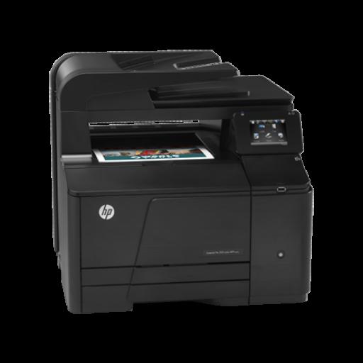 HP LaserJet Pro 200 M276n Colour Multifuncation Printer