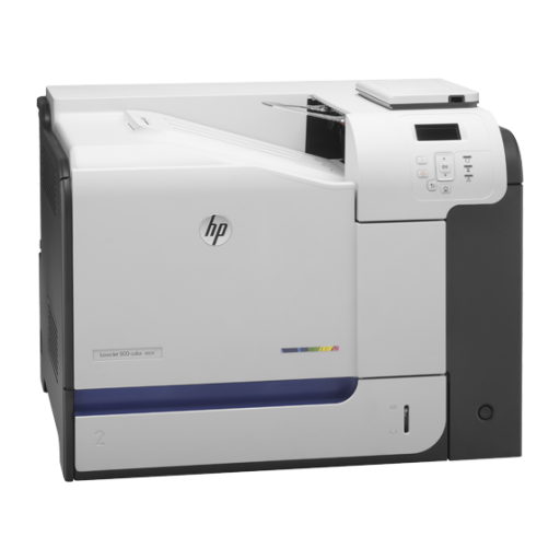HP M551dn, LaserJet Enterprise 500 Colour Printer