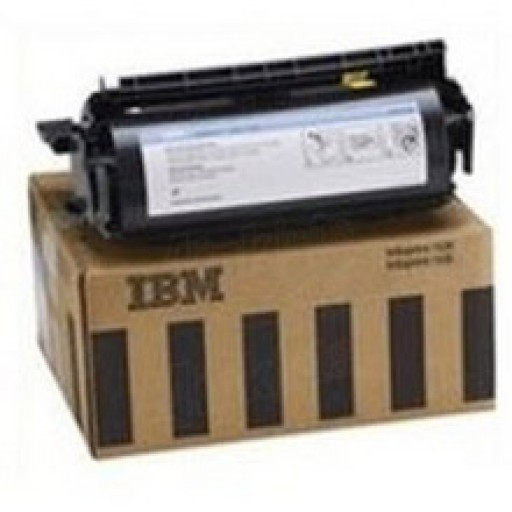 IBM InfoPrint 39V3630 Toner Cartridge Black, 1948 MFP, 1968 MFP, 1988 MFP- Genuine