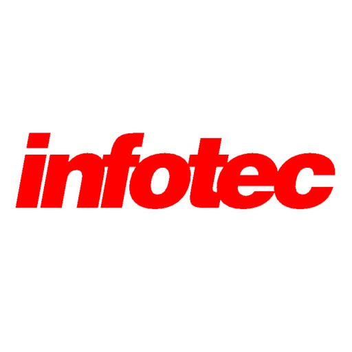 Infotec 885096, Toner Cartridge Black, Type 1230D, IS2015 - Original