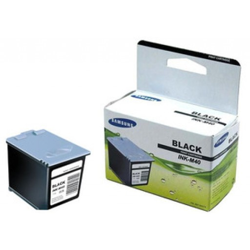 Samsung INK-M40 Ink Cartridge - Black Genuine