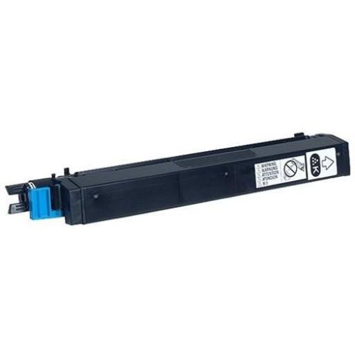 Konica Minolta 1710530-001, Toner Cartridge Black, QMS Magicolor 7300- Original