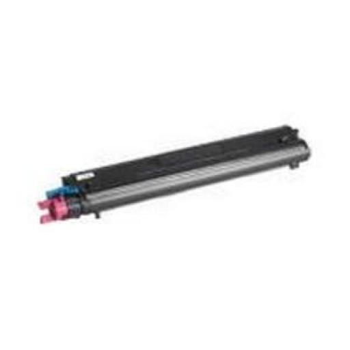 Konica Minolta 1710530-003, Toner Cartridge Magenta, QMS Magicolor 7300- Original