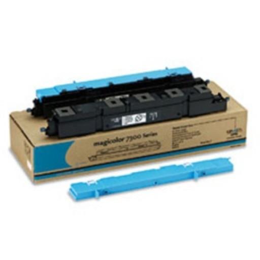 Konica Minolta 1710533-001, Waste Toner Box Twin Pack, Magicolor 7300- Original