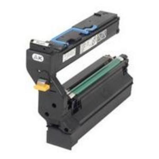 Konica Minolta 1710582-001, Toner Cartridge Black, Magicolor 5430- Original