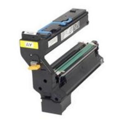 Konica Minolta 1710582-002, Toner Cartridge Yellow, Magicolor 5430- Original