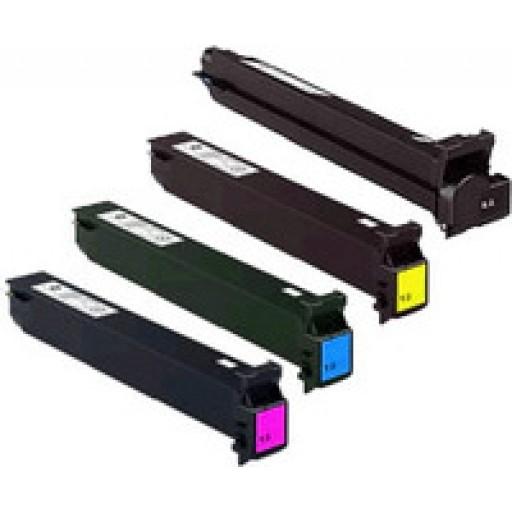 Konica Minolta A0D7, A0D7153, A0D7453, A0D7353, A0D7253, Toner Cartridge Multipack, Magicolor 8600, 8650- Original