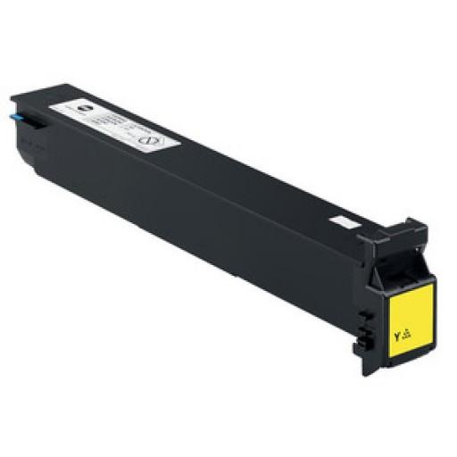 Konica Minolta TN314Y, Toner Cartridge- Yellow, Bizhub C353- Genuine