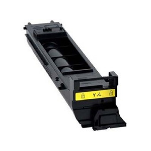 Konica Minolta A0DK253, TN318Y Toner Cartridge, Bizhub C20 - Yellow Genuine