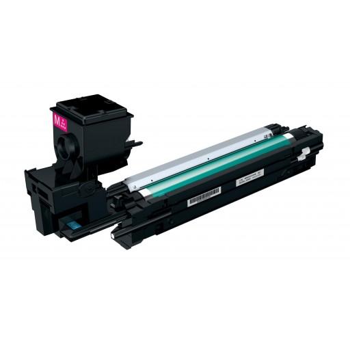 Konica Minolta A0WG0DH, 3730 Toner Cartridge - Magenta