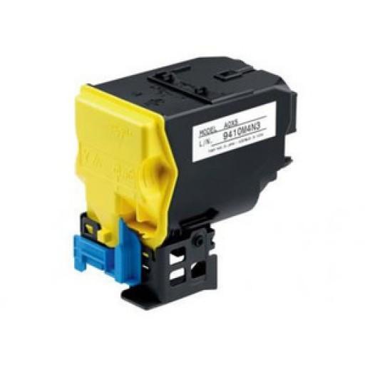 Konica Minolta A0X5252, Toner Cartridge Yellow, C35- Original