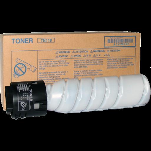 Konica Minolta A3VW050, Toner Cartridge Black, Bizhub 215- Original