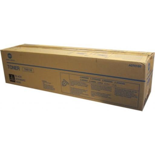 Konica Minolta TN611K, Toner Cartridge- Black, C451, C550, C650- Original