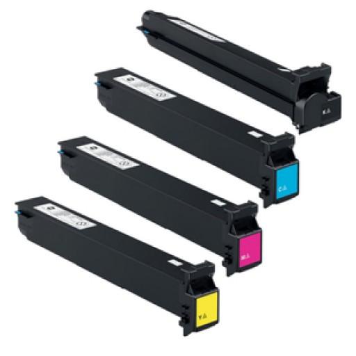 Konica Minolta TN314, Toner Cartridge- Multipack, Bizhub C353- Genuine