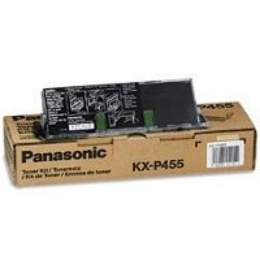 Panasonic KX-P455 Toner Cartridge - Black Genuine