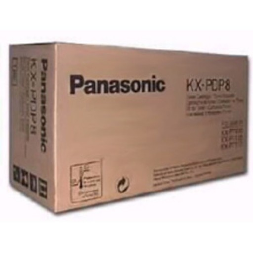 Panasonic KXP7100, KXP7105, KXP7110 Toner Cartridge - Black Genuine (KXPDP8)