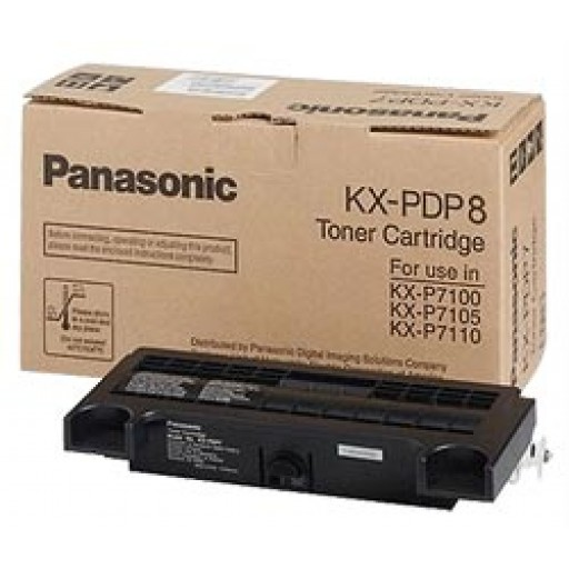 Panasonic KXP8415 Toner Cartridge - Yellow Genuine (KXPDPY8)