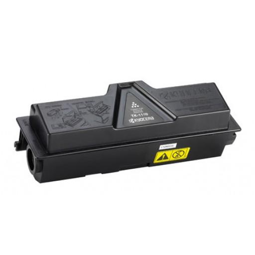 Kyocera TK1140,  Toner Cartridge Black,  Genuine, FS-1035MFP, ECOSYS M2035dn- Genuine