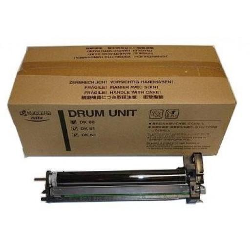 Kyocera DK-60 Drum Kit, FS 1800, 3300 - Genuine