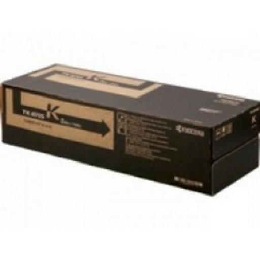 Kyocera Mita TK-8705K, Toner Cartridge Black, TASKalfa 6550ci, 7550ci- Original