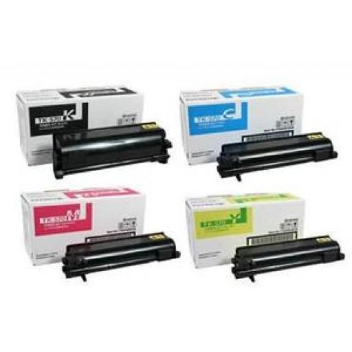 Kyocera TK-570 Toner Cartridge Value Pack- 4 Colour, FS-C5400DN- Genuine