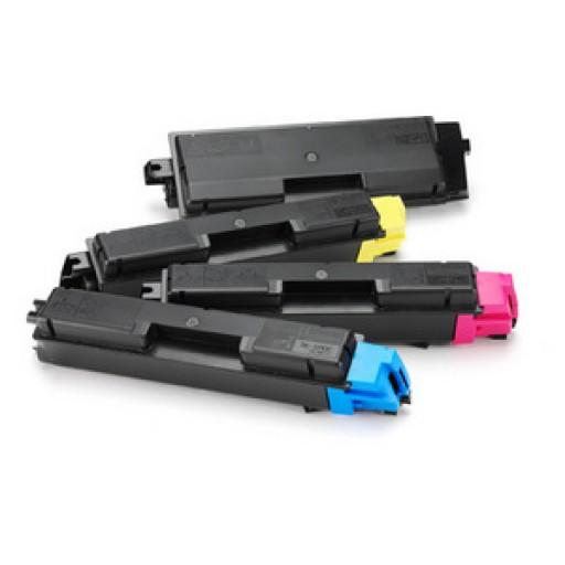 Kyocera TK590, Toner Cartridge ValuePack, FS C2026, C2126, C2526, C2626, C5250- Genuine