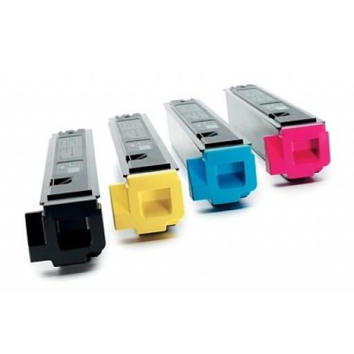 Kyocera TK-820 Toner Cartridge ValuePack, FS C8100DN - 4 Colour Genuine