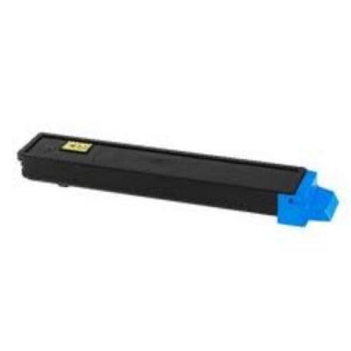 Kyocera Mita TK8505C, Toner Cartridge Cyan, TASKalfa 4550ci, 4551ci, 5550ci, 5551ci- Original