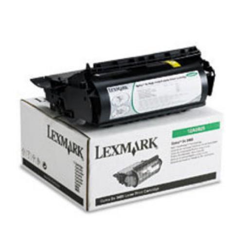 Lexmark 12A0150 Return Programme Toner Cartridge, S1250, S1255, S1855 - Black Genuine