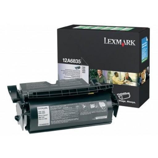 Lexmark 12A7344, T520/T522 Black Return Program High Capacity Toner Cartridge - Genuine