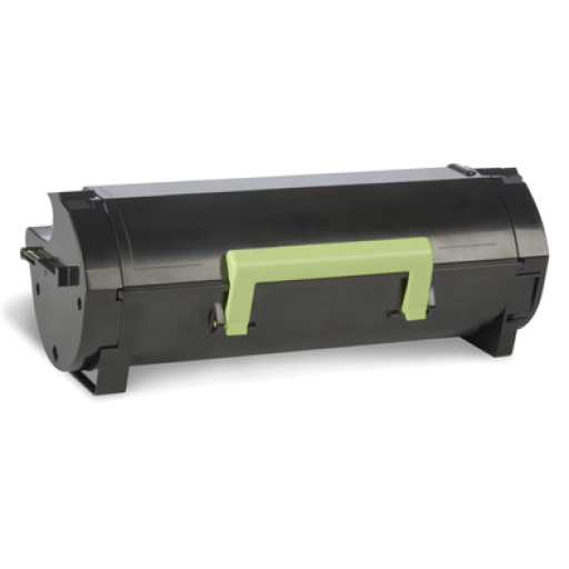 Lexmark 50F2U00, 502U Return Program Toner Cartridge, MS510, MS610 - Ultra HC Black Genuine